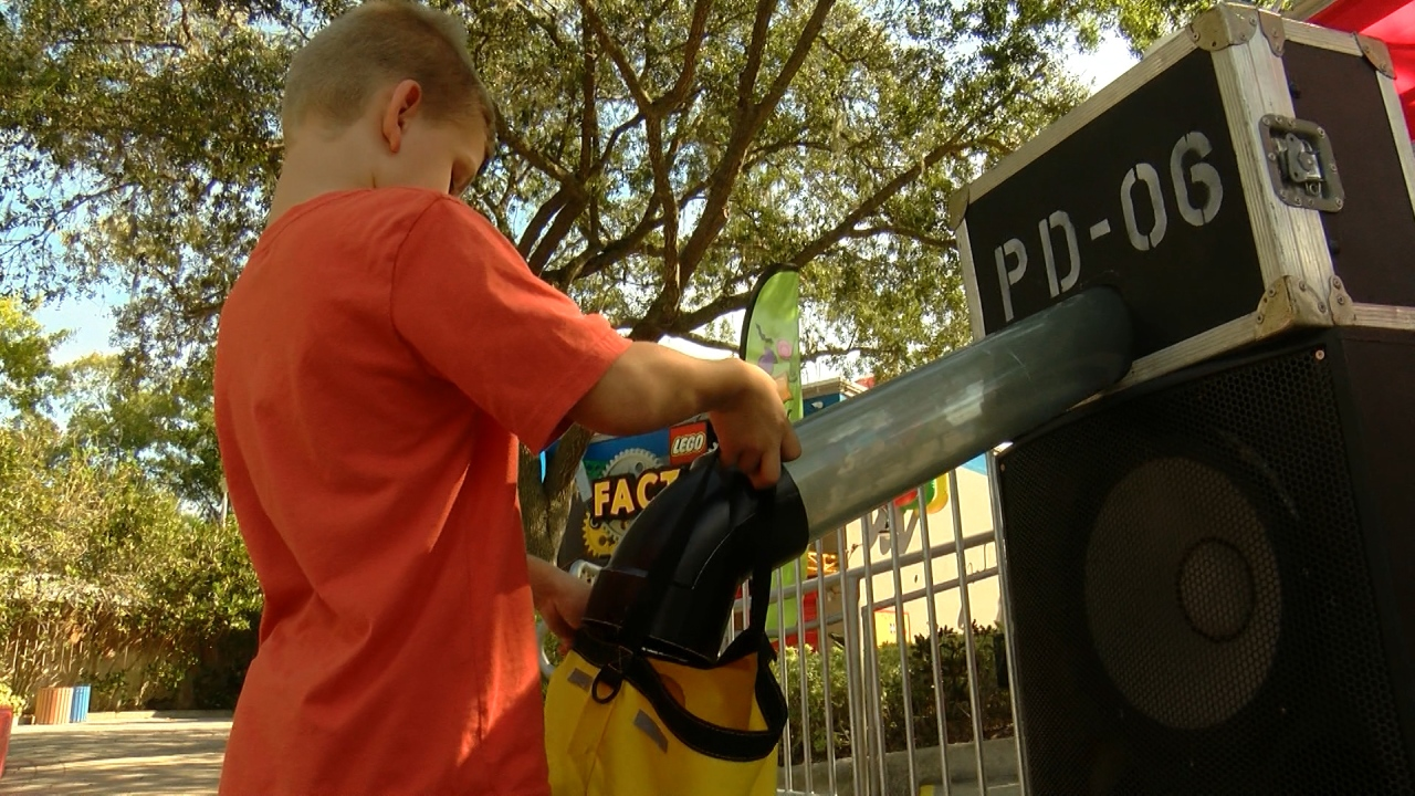 Tampa Bay theme parks offer trick-or-treating at a distance