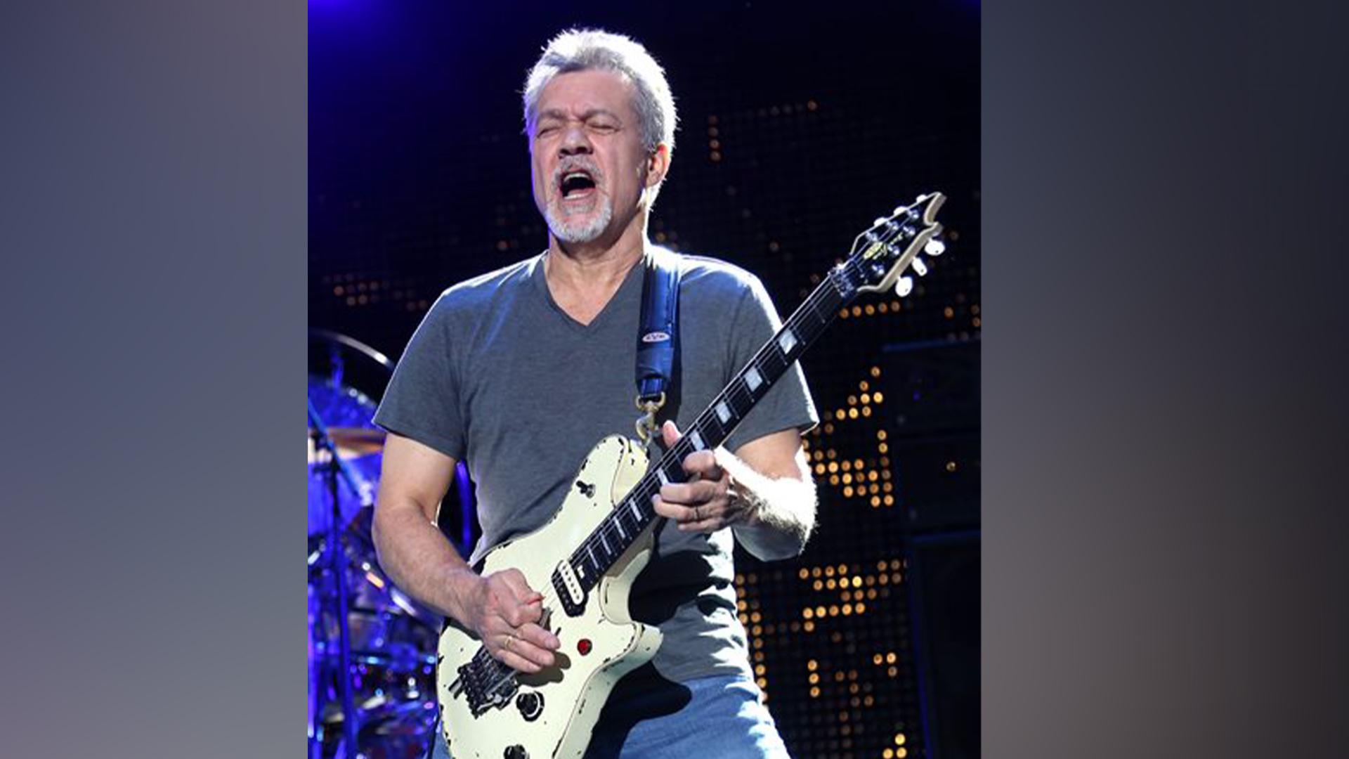 Eddie Van Halen dies of cancer at 65