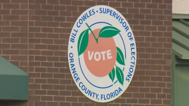 Florida woman in labor makes husband stop at elections office to cast her vote