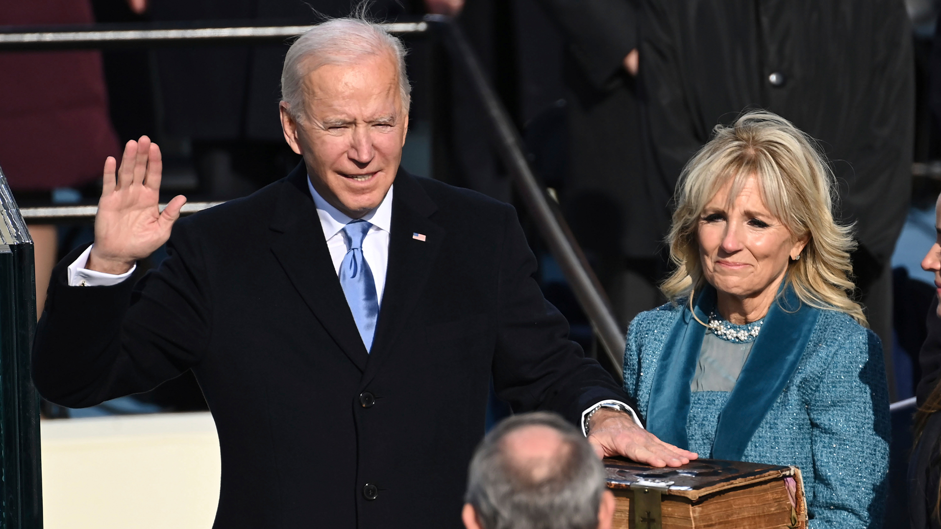Inauguration Day: Biden in White House for 1st time as president | WFLA