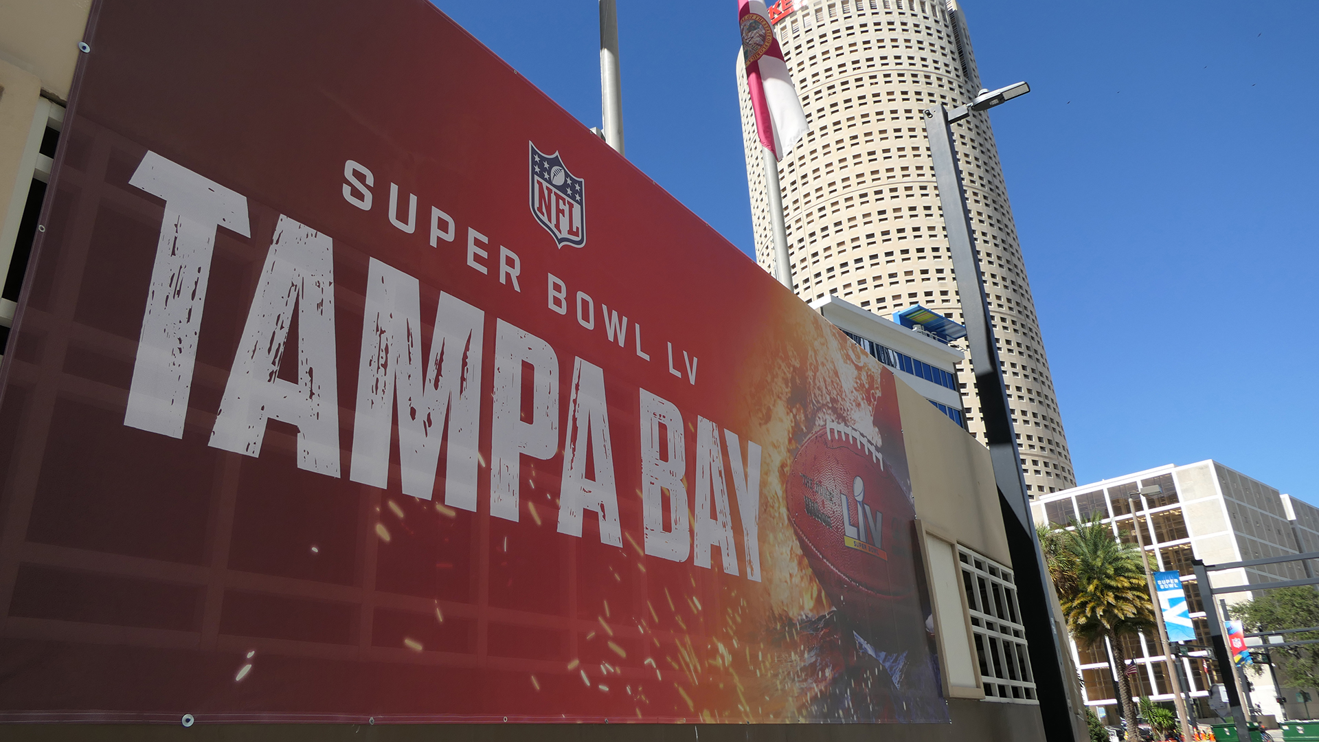 Super Bowl Lv Countdown What S Happening In Tampa On Friday Wfla