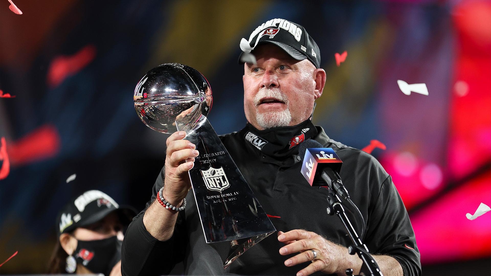 Soy un hombre de palabra': HC Bruce Arians se tatúa el Super Bowl de los  Bucs   WFLA