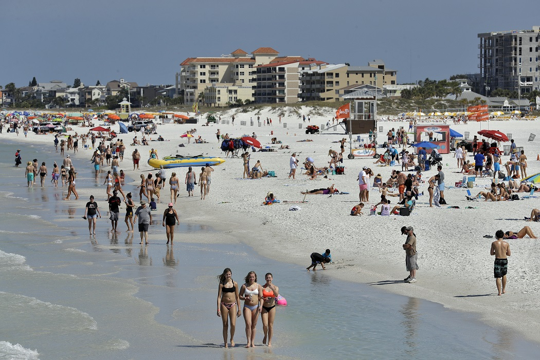 Spring break travel could cause coronavirus surge in Florida, experts warn - WFLA