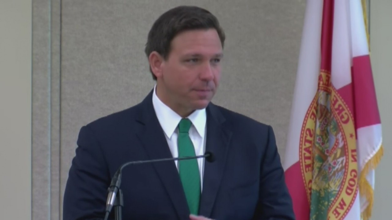 Florida Gov. Ron DeSantis 'Expressly Excludes' Critical Race Theory for Proposed Civics Curriculum