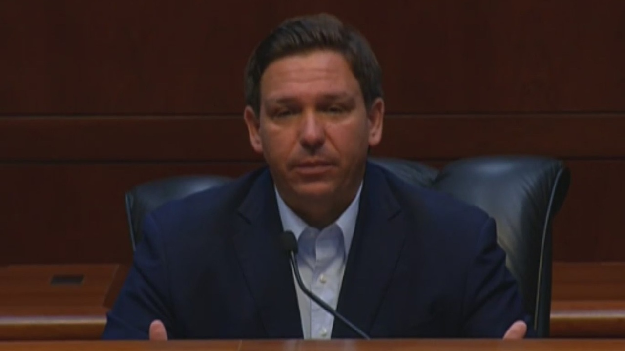 DeSantis declares state of emergency over cyberattack targeting Colonial pipeline