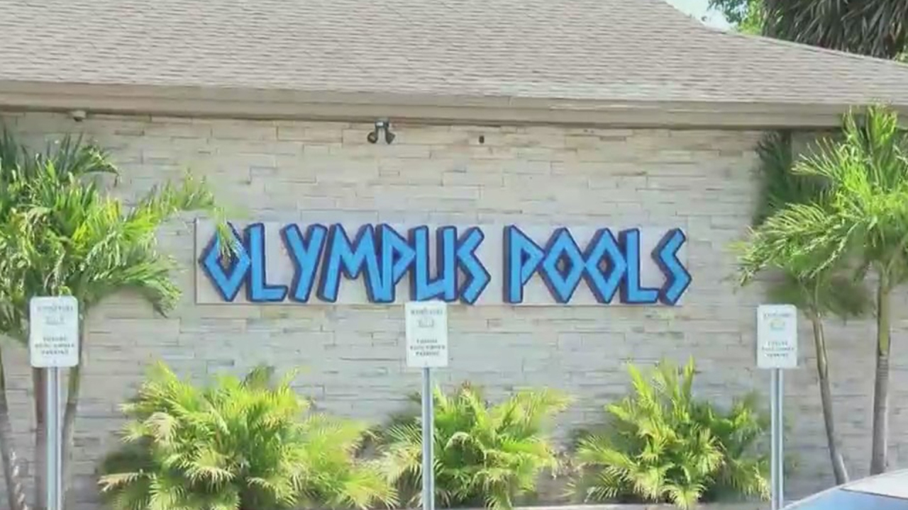 Olympus Pools being investigated by Pasco, Polk sheriff's offices over fraud allegations