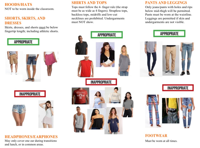 More than 1,100 signatures on petition arguing Sarasota High School's dress code is 'sexist' | WFLA