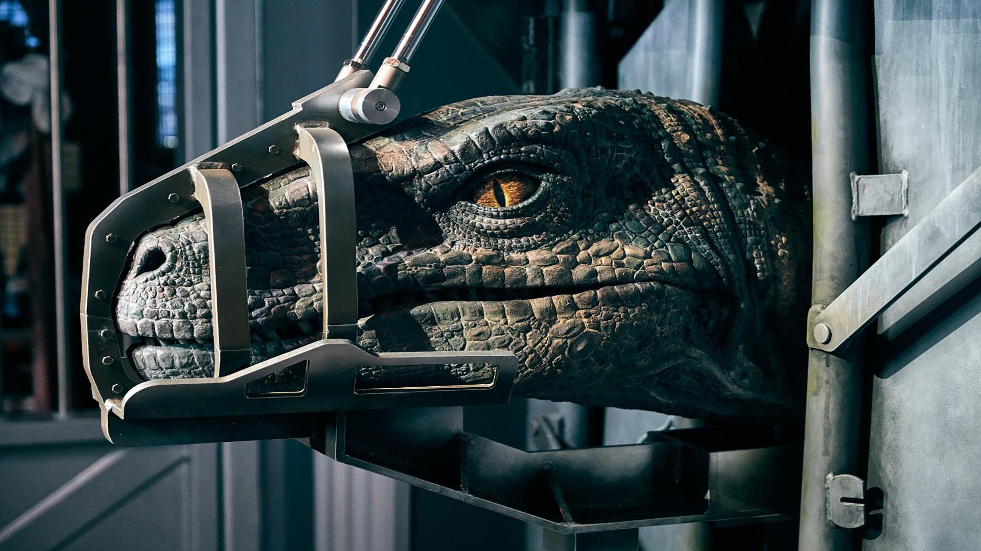 Acércate a los velociraptores de 'Jurassic World' en 'VelociCoaster' de Universal Orlando | WFLA