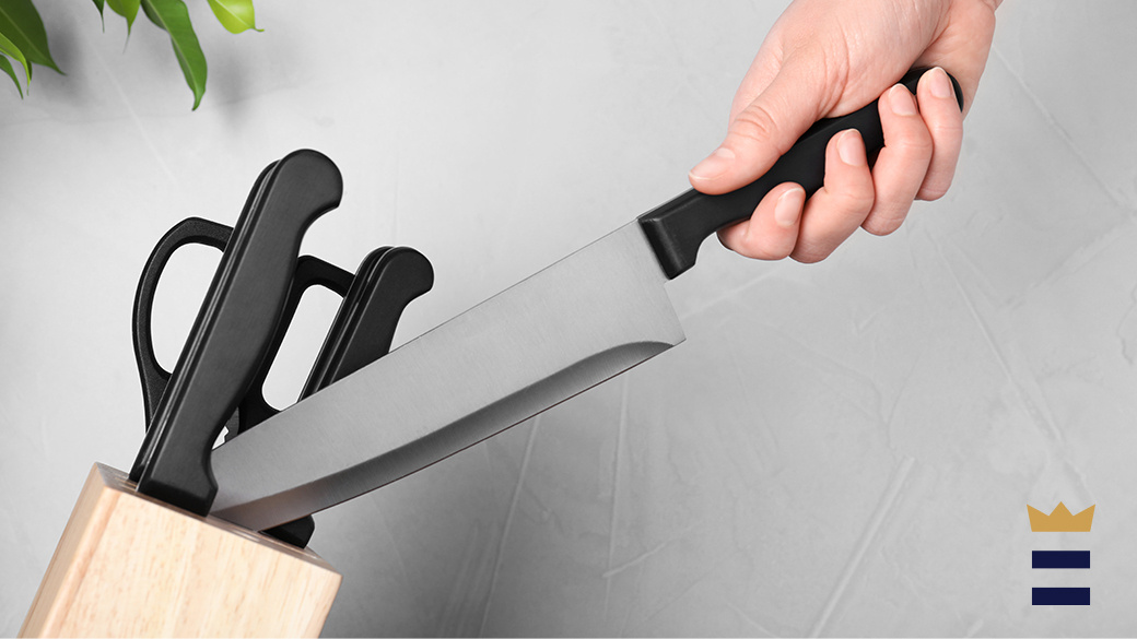 The Best Kitchen Knife Set In 2021 Wfla