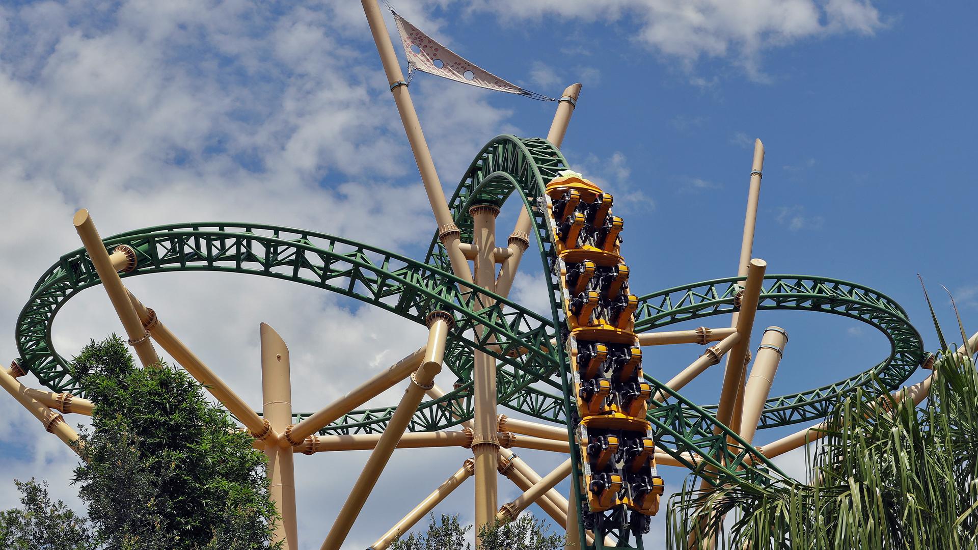 Busch Gardens Adventure Island Ends Temperature Checks For Guests Wfla