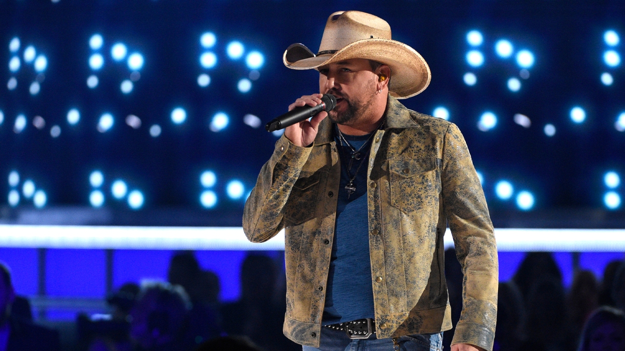 Jason Aldean's 'Back In The Saddle' tour coming to Tampa in October