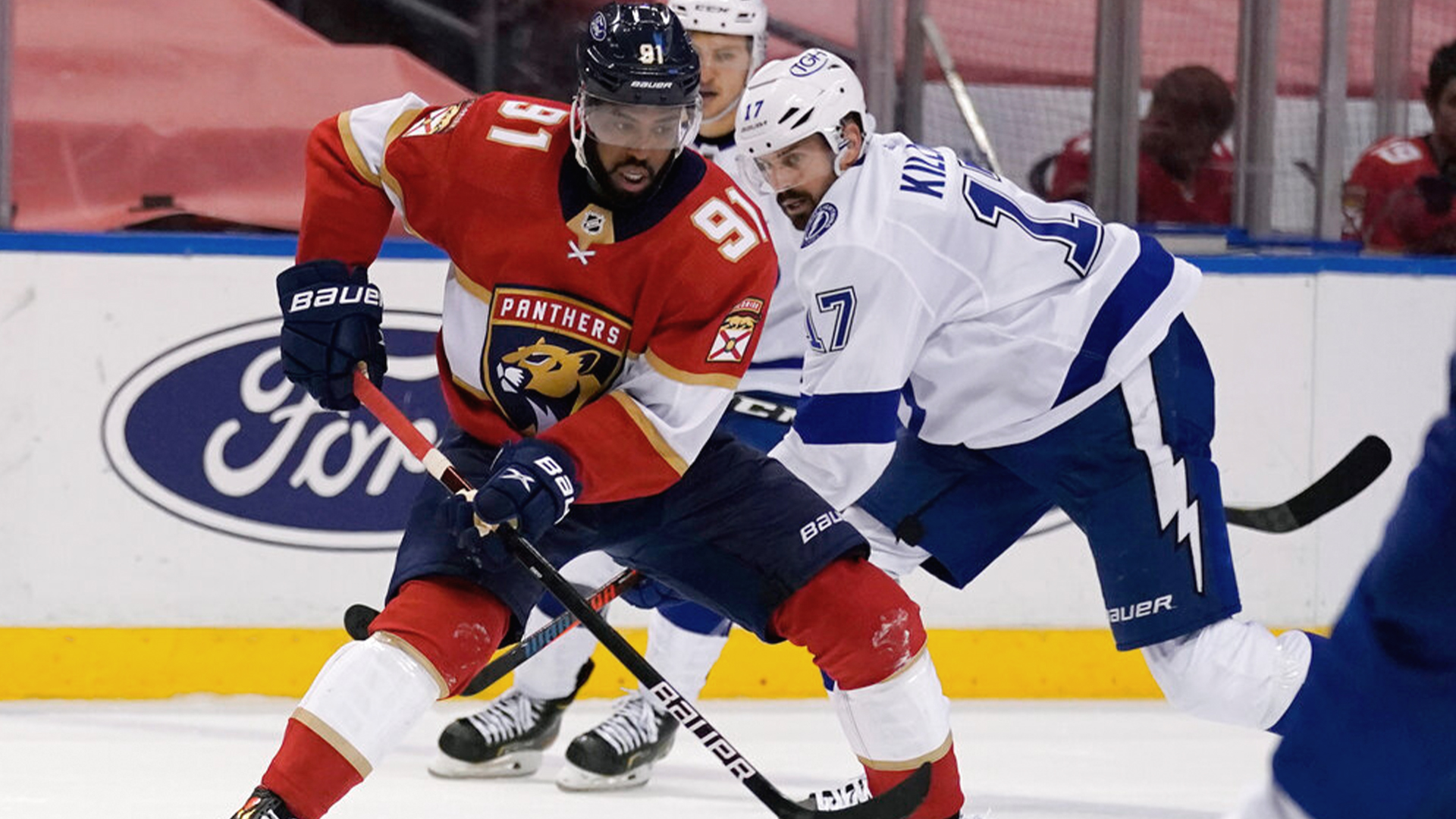 Panthers to host Lightning for first-ever all Florida playoff series | WFLA