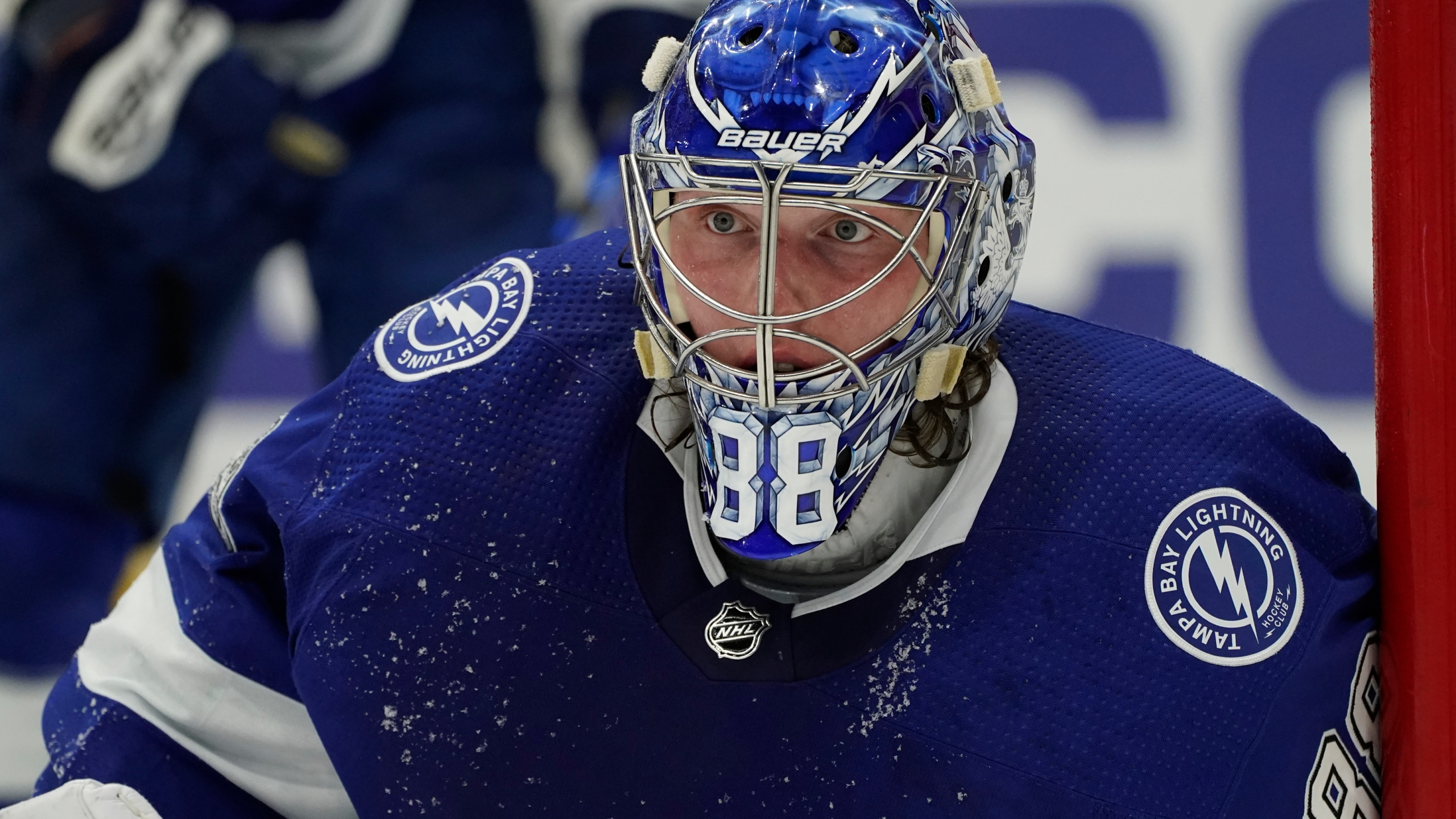 Tampa Bay Lightning Advance To Second Round Of Playoffs Eliminating Panthers Wfla