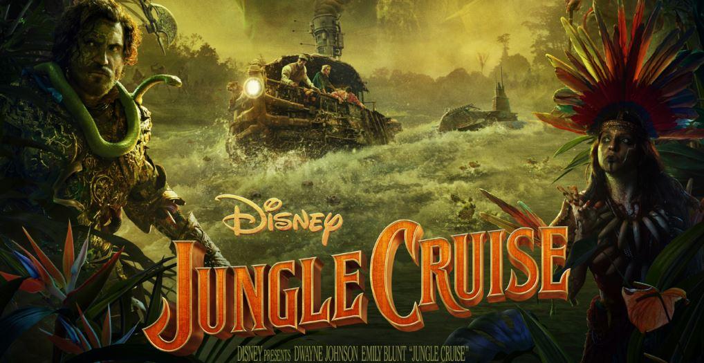 Jungle Cruise, la nueva aventura de Disney