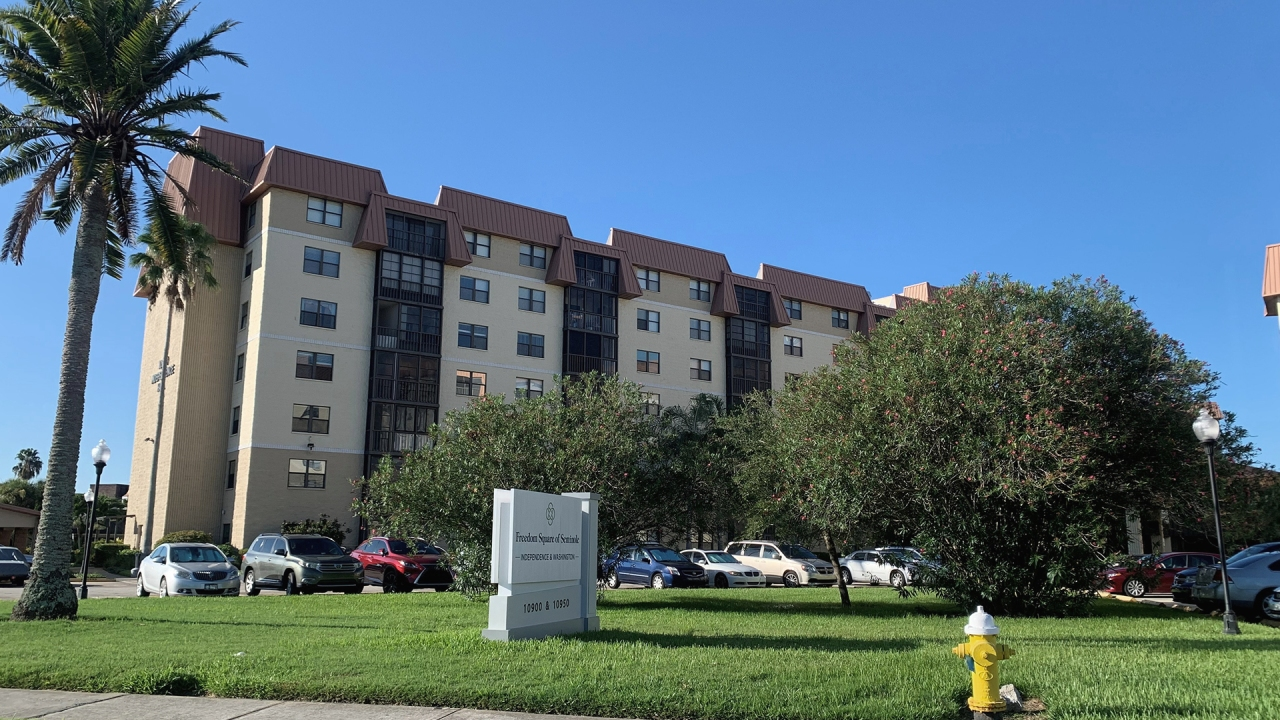 9 total staff members test positive for COVID-19 at Freedom Square in Seminole, executive director says
