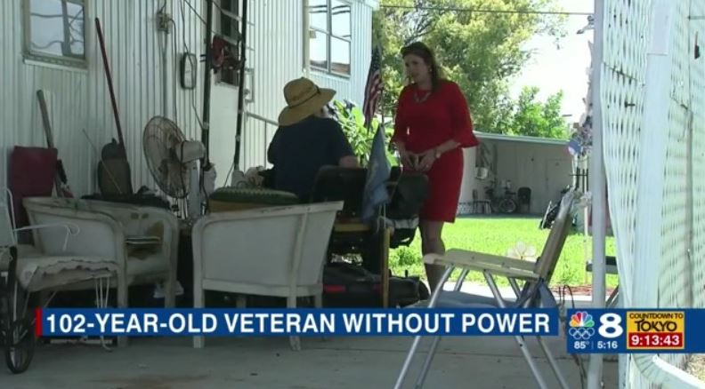 8 On Your Side helps to figure out power problem for 102-year-old man
