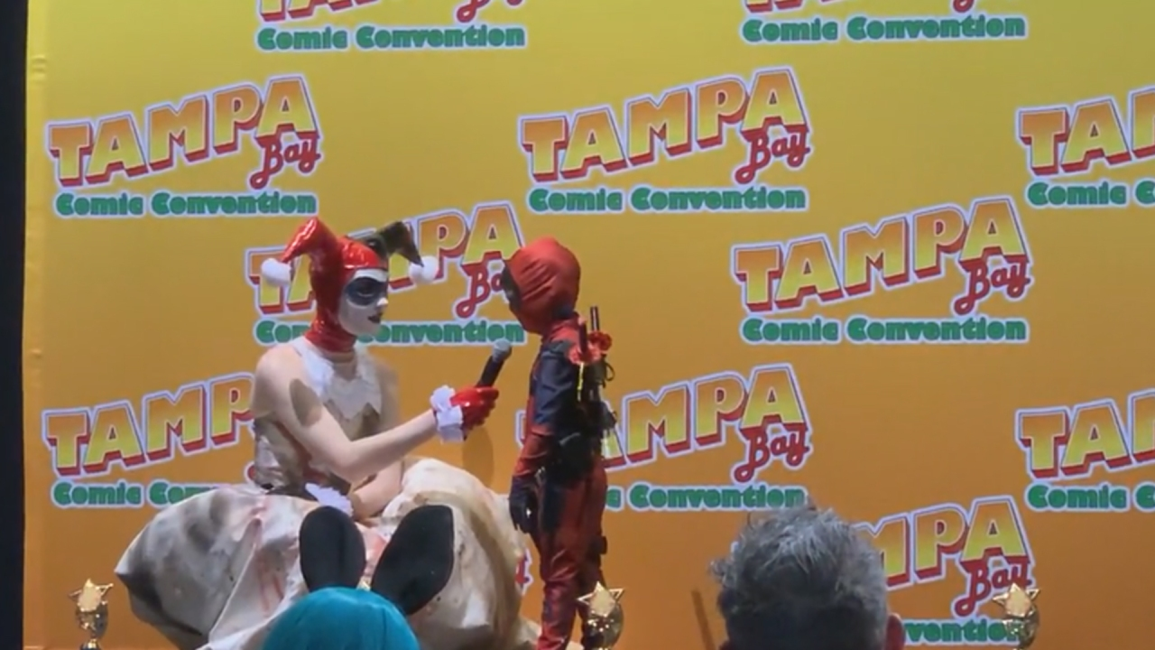 Watch live Saturday: Cosplay contest returns to Tampa Bay Comic Convention