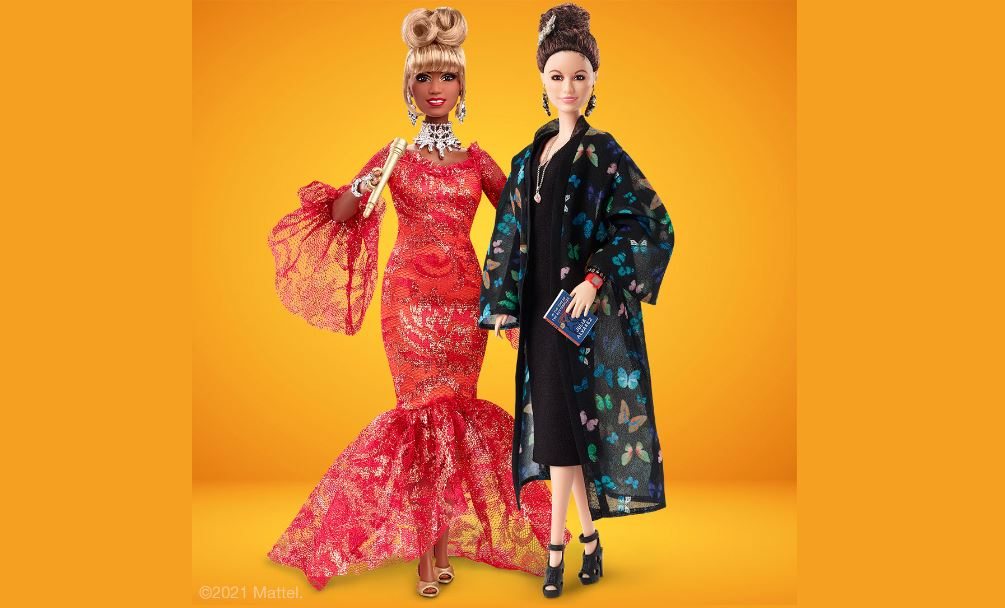 Barbie introduces 2 new dolls in honor of Hispanic Heritage Month - WFLA